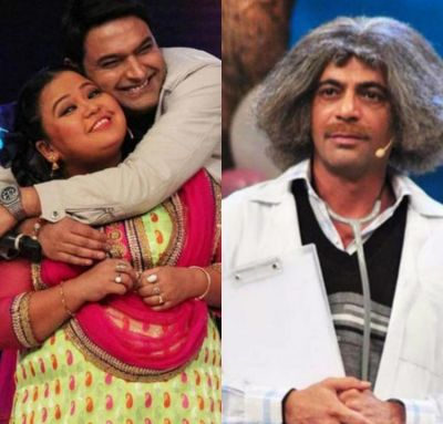 Bharti Singh's take on turning Krushna Abhishek's professional competitor