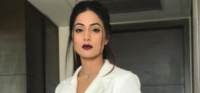 Hina Khan's ethnic look will beat your Monday blues, check out the picture here