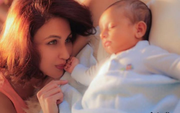 Saumya Tandon shares a series of pics of her newborn photoshoot just mesmerized you