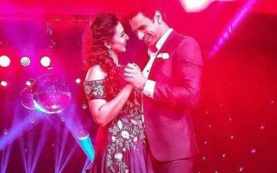 The first promo of Nach Baliye 8 featuring Divyanka-Vivek is out
