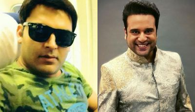 Rival Krushna Abhishek breaks silence on Kapil Sharma and Sunil Grover controversy
