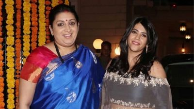Ekta Kapoor writes beautiful birthday note for 'soul sister' Smriti Irani, check it out here