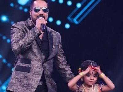 A 6-year-old girl wins over Mika Singh with her Lavni dance in Super Dancer chapter 3