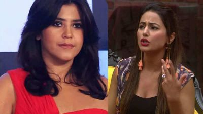Ekta Kapoor is in search for Mr Bajaj but Hina Khan is disappointed for this reason