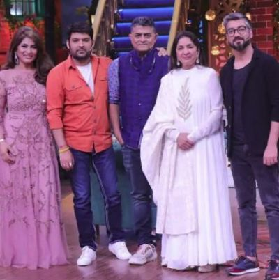 The Kapil Sharma Show fulfilled this career-long wish of Neena Gupta