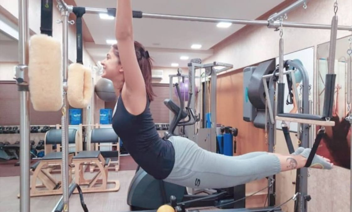 Beyhadh Diva Jennifer Winget is giving perfect fitness goals