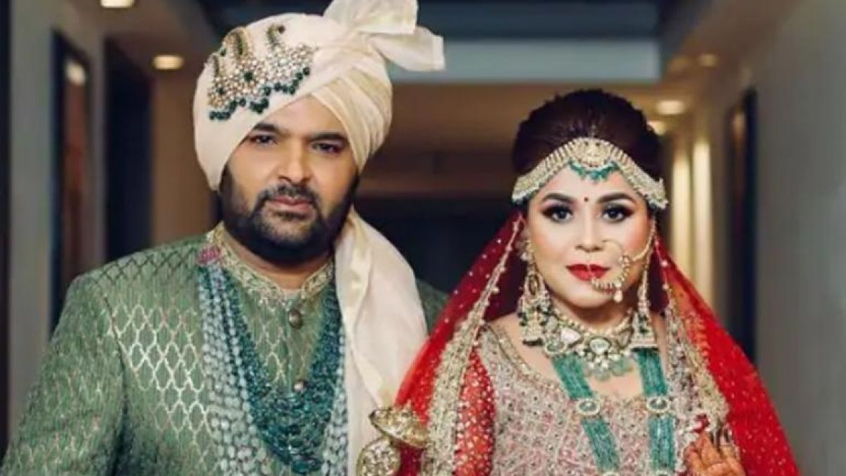 Kapil Sharma reveals a hilarious incident on his marriage