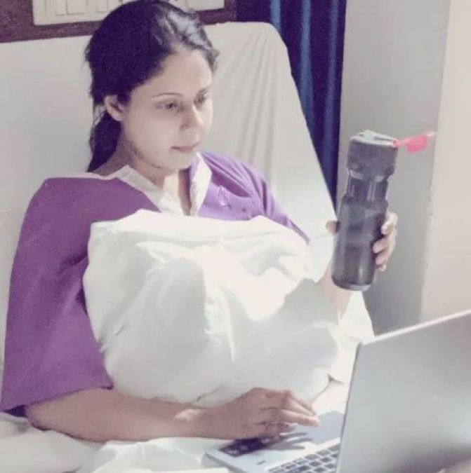 Chhavi Mittal shares post pregnancy ordeal, says she has swollen feet and is deaf in one ear