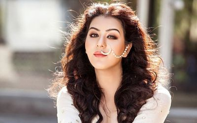 Shilpa Shinde wishes fans Happy Ramzan in her own style