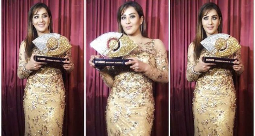 How Shilpa Shinde want to spend the winning amount of Bigg Boss 11?