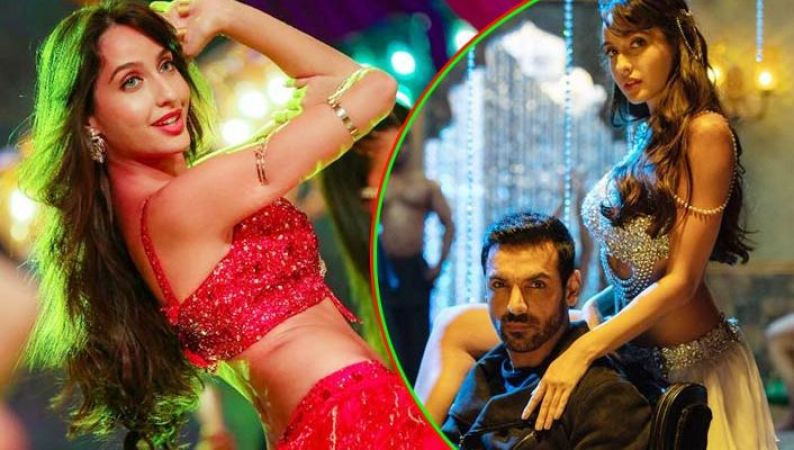 "Nora Fatehi to shake leg in the remake of Sushmita sen's ""Dilbar"" 