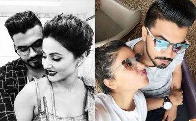 Hina Khan shares videos with beau Rocky Jaiswal amidst her Milan vacations