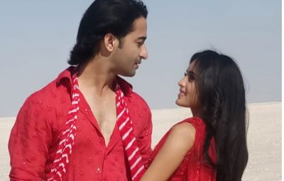 Shaheer Sheikh aka Abir shares some moments of his 'Mahabharat'