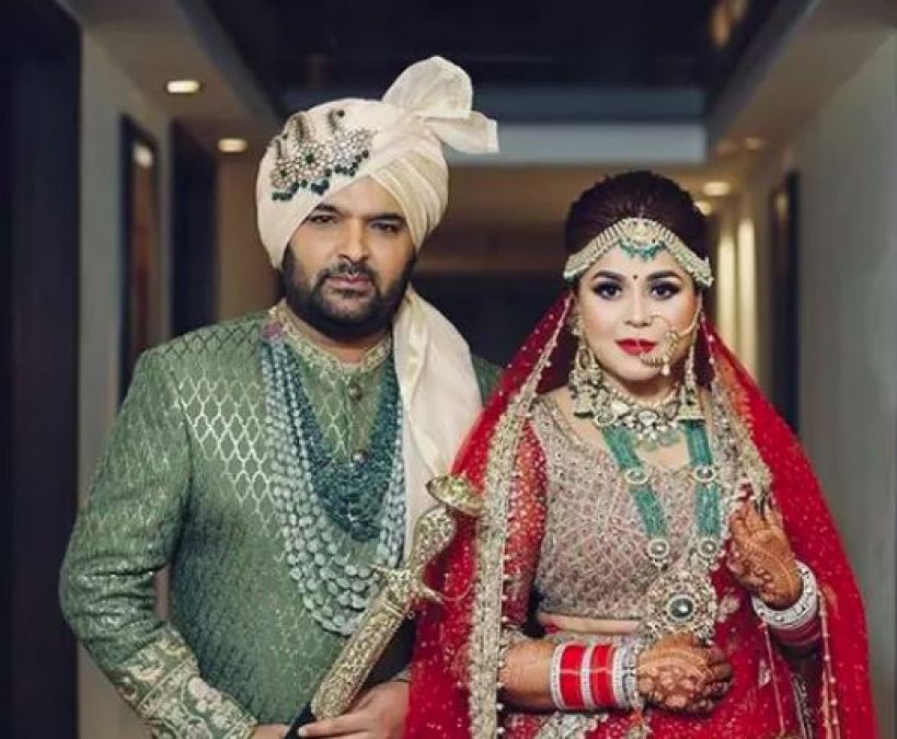 Kapil Sharma and Ginni Chatrath are expecting their first child