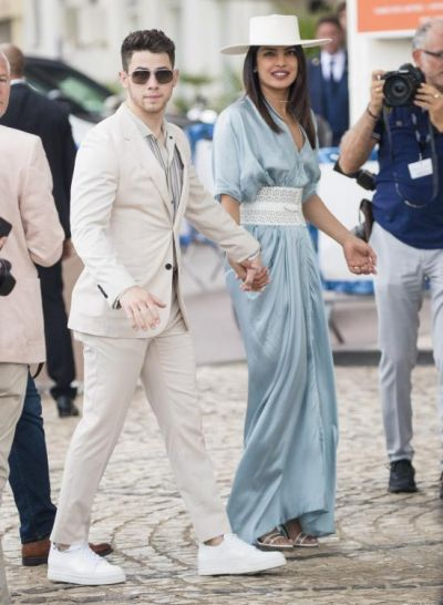 Priyanka Chopra's American husband Nick Jonas supports this team at the World Cup 2019