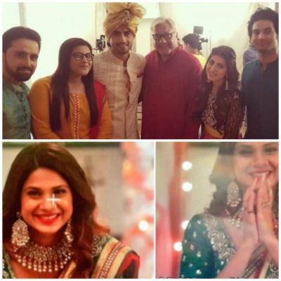 Is Zoya and Aditya are getting married in real?