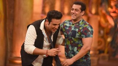 Salman is the man with great heart: Krushna Abhishek