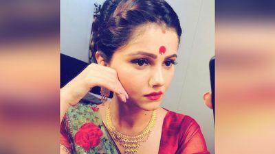 Rubina Dilaik thanks her fan on completion of one year of Shakti Astitva Ke Ehsas Ki