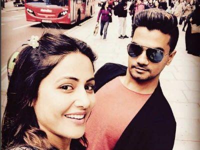 Boyfriend Rocky Jaiswal is all praises for Hina Khan
