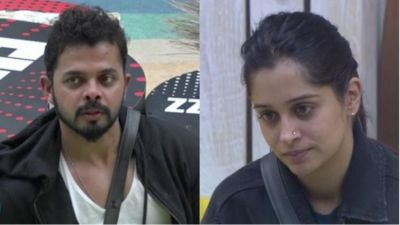 Bigg Boss 12: Dipika Kakar gets in fight with Sreesanth for sending Karanvir Bohra to jail this week