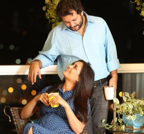 Shweta Tiwari opens up why her husband Abhinav Kohli doesn't stay with her