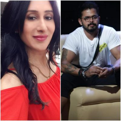 Bigg Boss 12: Karanvir Bohra's wife Teejay Sidhu slams Sreesanth for calling 'Badtameez' to whole family
