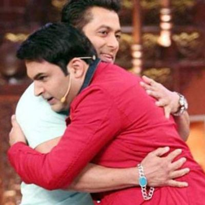 Salman Khan to produce the upcoming season of The Kapil Sharma Show