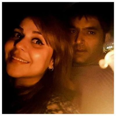 Kapil Sharma reveals that he and Ginni never dated as their families are conservative