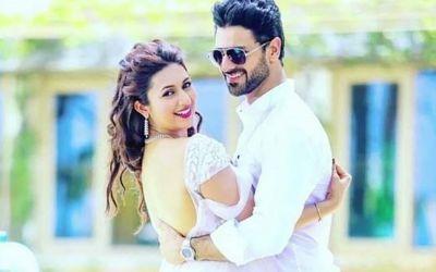Divyanka Tripathi and Vivek Dahiya made for each other couple Watch video