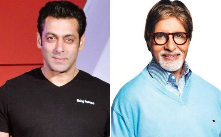 Salman Khan loses race from Amitabh Bachchan in TRP list, 'Naagin 3' retains on top