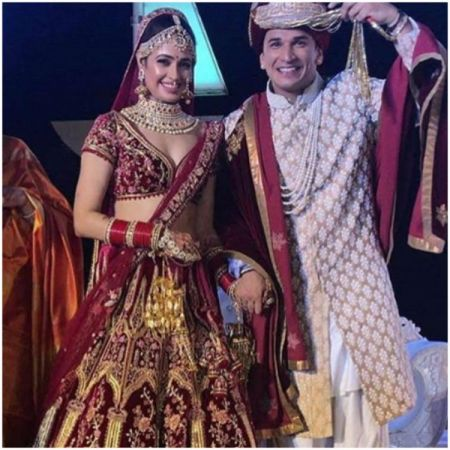 See Prince Narula and Yuvika Chaudhary wedding photos: The Bigg Boss 9 couple tie the knot