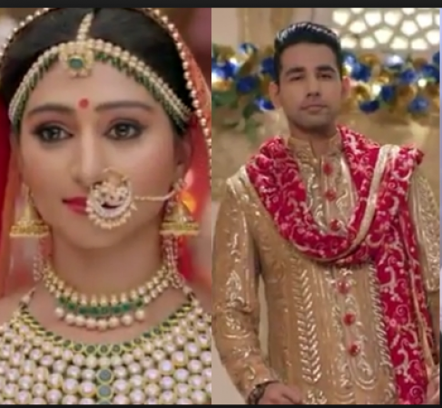 Yeh Rishta Kya Kehlata Hai written update: Keerti and Naksh get married, Kartik gets angry at Naira