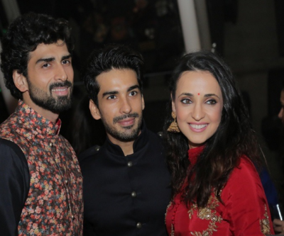 See Pics! Pre-Diwali Party of TV Celebs