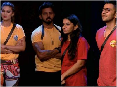BiggBoss 12: Anup and Saba out from the show