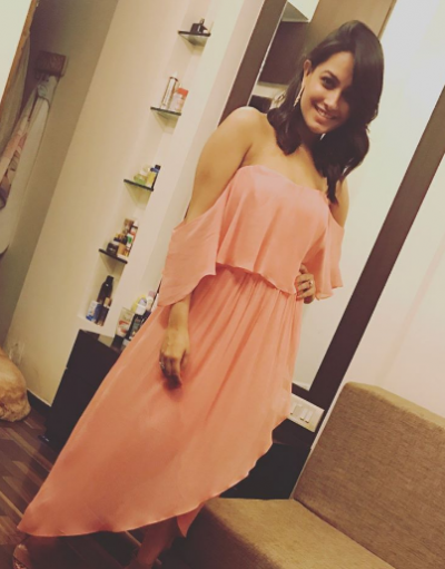Anita Hassanandani has one more show in her kitty