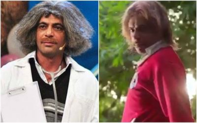 Sunil Grover is ready to feature in his next music video