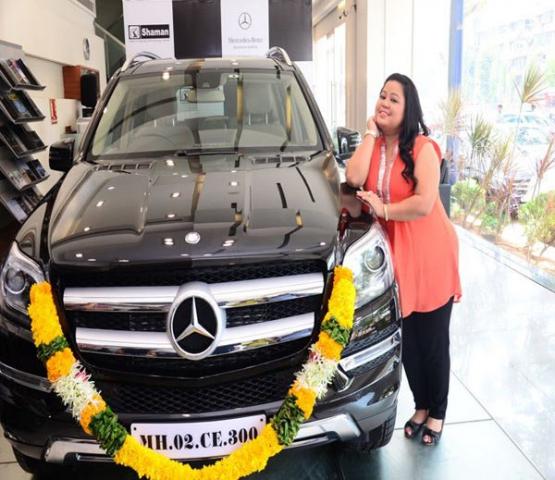 Pix भारती ने खरीदी नई कार, ट्विटर पर जाहिर की खुशी