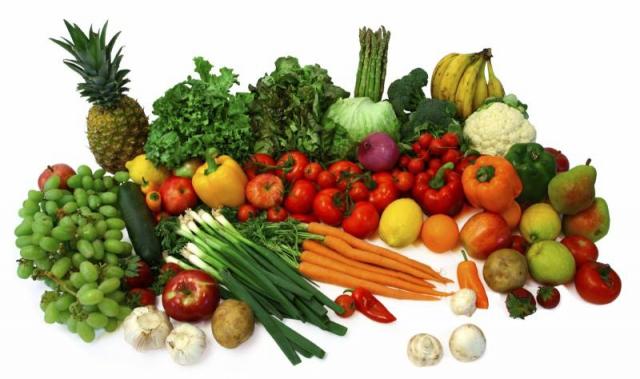 फल और सब्जी के रंग में छिपा है आपकी सेहत का राज