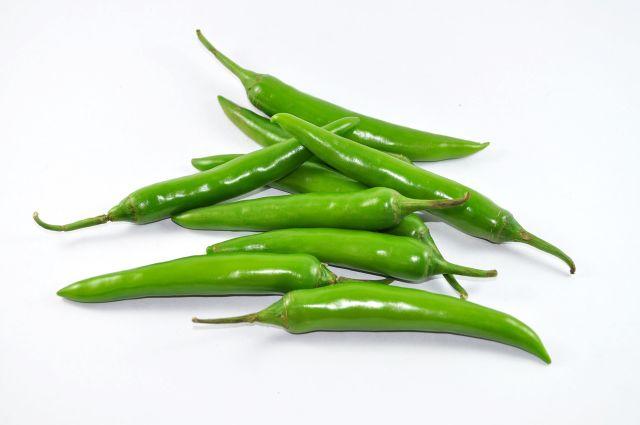 हरी मिर्च खाने से रह सकते है लंबे समय तक जवान