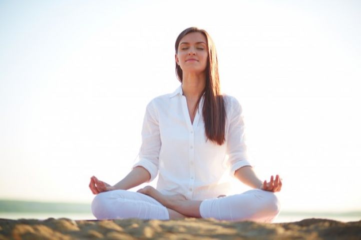 योग देता है मन की शांति