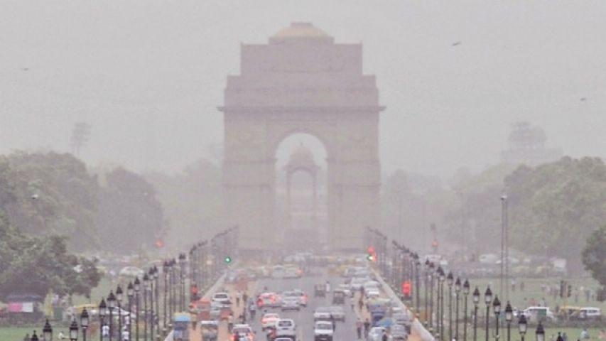 वायु प्रदूषण से 2015 में चीन से अधिक भारत में हुई थी मौतें