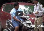 इस वीडियो को देखने के बाद आप बाइक चलाते समय हेलमेट पहनना नहीं भूलेंगे