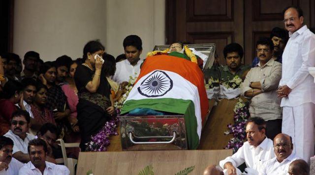 Doubt over Jaya's death