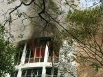 Chennai: Fire in State Bank of India learning institute building