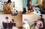 Know why people visited their offices Naked?