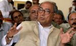 Digvijaya says Nitish should go back to grand alliance