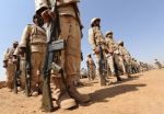 40 rebels and soldiers died in a combat against terrorists in Yemen