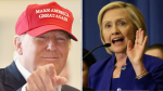 Donald Trump gets ahead of Hillary Clinton: Latest National Poll