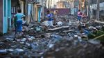 Hurricane Matthew left more than 800 dead in Haiti