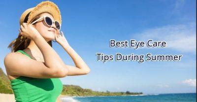 गर्मी में अपनी आँखों का इन तरीकों से रखें ख्याल